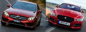 jaguar grill jaguar xe 25t vs mercedes c250 which one is better turgut