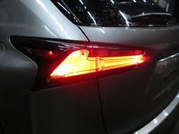 lexus suv tail lights left tail light lamp liftgate lid 8156178010 oem lexus nx200t