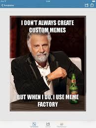 Custom Memes - meme factory meme generator free apps 148apps