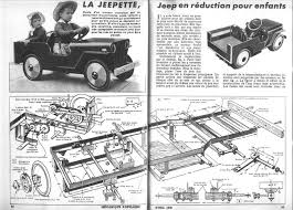 1948 plans for an electric toy car to do list pinterest toys