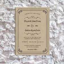 wedding invitation sles free rustic wedding invitation sles 28 images free wedding