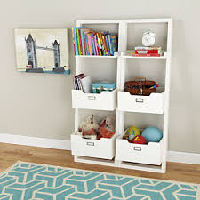 Easy Crate Leaning Shelf And by Kids Bookcases U0026 Bookshelves The Land Of Nod
