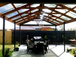 Different Types Of Pergolas by What Type Of Roofing Is Best For Your Pergola Carport Or Verandah