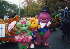 macy s thanksgiving day parade barney wiki fandom powered by wikia