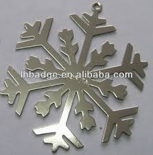 snowflake decorations metal christmas snowflake ornament hanging snowflake decoration