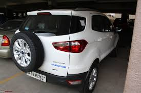 review ford ecosport ecoboost 1 0 team bhp