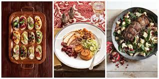 Christmas Dinner Ideas Side Dish 60 Easy Christmas Dinner Ideas Best Holiday Meal Recipes