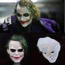 the dark knight clown masks cool party masquerade masks festive