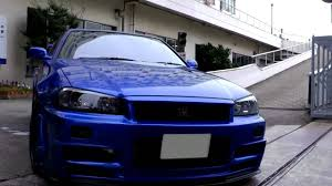 nissan skyline left hand drive for sale beautiful bayside blue r34 skyline gt r v spec youtube