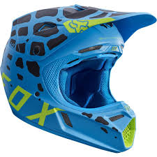 blue motocross helmets fox racing 2017 mx helmet v1 v2 v3 motocross racing off road