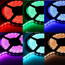 5050 smd 300 led strip light rgb 5m 300 leds waterproof led strips rgb lights 5050 smd 44key remote