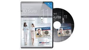 id card software alphacard