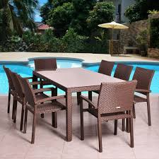 Costco Patio Furniture Dining Sets Amazing Costco Patio Dining Sets Backyard Remodel Photos Patio