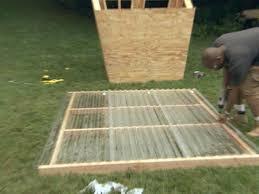 constructing a kid u0027s fort hgtv