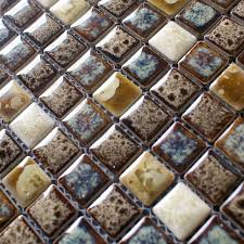 Tile Stickers For Kitchen Mosaic Tile Kitchen Backsplash Gold Stainless Steel Tile Tiles