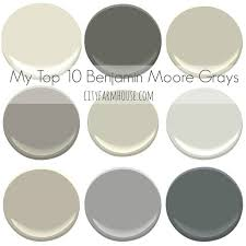 Most Popular Gray Paint Colors 307 Best Colours By Benjamin Moore Images On Pinterest Wall