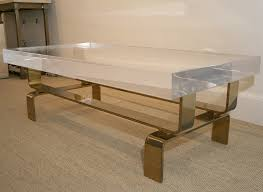 Unique Glass Coffee Tables - coffee table best lucite coffee table ideas cheap acrylic
