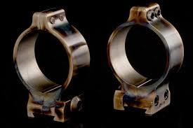 colored scope rings images Premium steel scope rings quick detach w lever 5 x 6 x 34l jpg