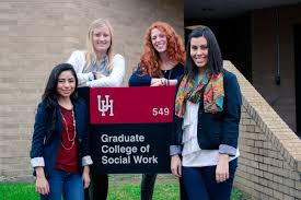 texas journalism schools uh social work students selected as delegates to united nations