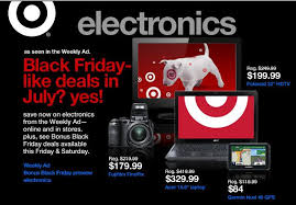 are target black friday deals online black friday in july target sales in 2012 the best ever
