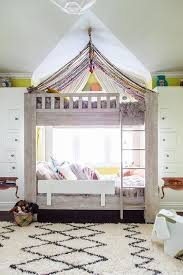 Loft Beds For Girls Best 25 Girls Bunk Beds Ideas On Pinterest Bunk Beds For Girls