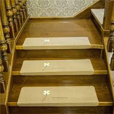 luminous stair sticker carpet self adhesive non slip floor four