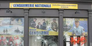 bureau de recrutement gendarmerie dégradations de locaux des forces de l ordre à bordeaux la pj