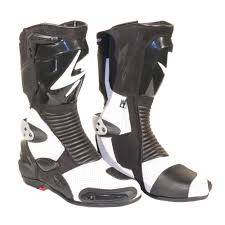 white motorbike boots spyke totem 2 0 motorcycle white boots spyke totem white leather