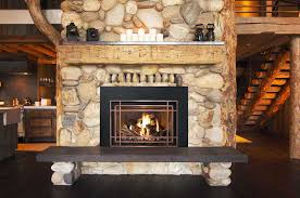 Clean Fireplace Stone by Contemporary Stone Fireplace Surround Frame For Clean House