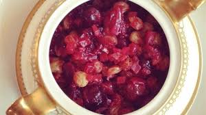 cranberry apple and fresh chutney recipe allrecipes