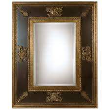 uttermost 11173 b cadence mirror antique gold home