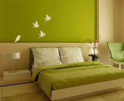 bedroom beautiful creative wall painting ideas for nice shades of