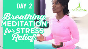 Challenge Breathing Breathing Meditation For Stress Relief Day 2 30 Day Meditation