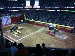 how long is the monster truck show the grover family monster truck jam
