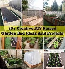 Diy Garden Ideas 30 Creative Diy Raised Garden Bed Ideas And Projects I Creative