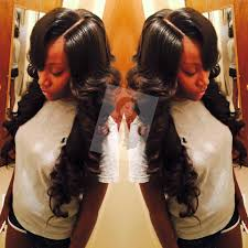 full sew in with lace closure dopee styles pinterest