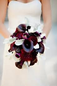 wedding colors the stunning colors of white burgundy wedding 23 best wedding flowers images on pinterest wedding bouquets