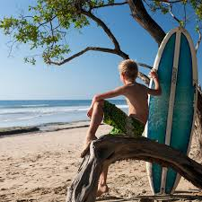 best surfing beaches in costa rica travel leisure