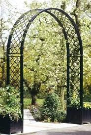 wedding arch kmart garden arch trellis x arbour plus trellis arch garden arch trellis
