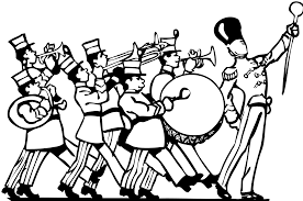 drum major clipart 23
