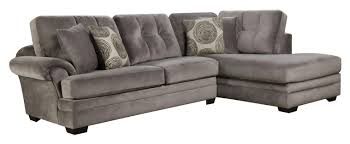 Sectional Sofa With Chaise Sectional Sofa With Chaise On Right Side By Corinthian Wolf