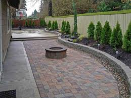 Concrete Patio Design Pictures Backyard Concrete Slab Makeover Concrete Backyard Makeover Cheap