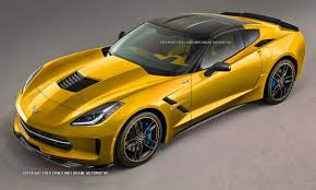 cars that look like corvettes renderings what the c7 corvette based zr1 which could