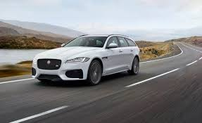 jaguar 2018 jaguar xf sportbrake photos and info news car and driver