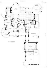 second floor plan of farmhouse victorian house plan 87643 way too