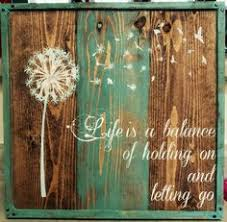 dandelion wood plaques wall customized light up firefly wooden sign with jar detail