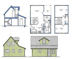 small house plans with loft 1000 ideas about small log cabin plans
