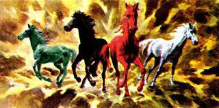 four horsemen of apocalypse 01 revelation 6 the first seal u2026 flickr