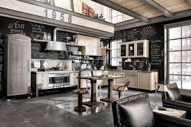 cuisine industrielle deco cuisine style industriel idées de déco meubles et luminaires
