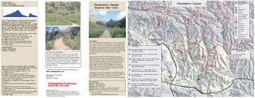 Greater Los Angeles Map by Greater La Mountain Biking Maps